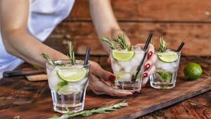 Love a Good Gin and Tonic? Grow These Garnishes Right at Home