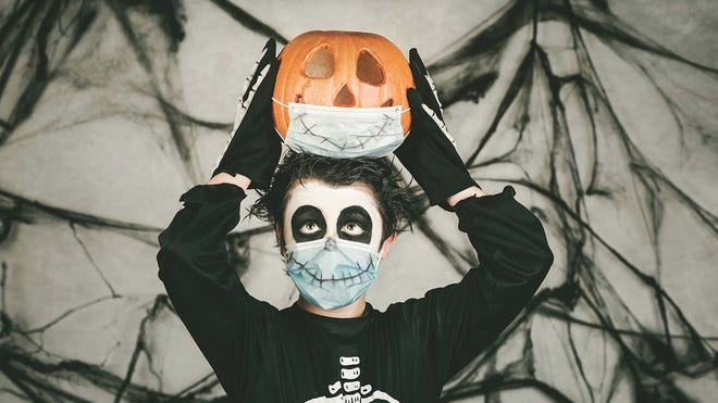 10 Halloween Costume Ideas that Work with COVID-19 Masks