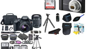 The Best Camera Sets for Photographers