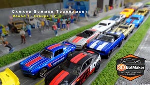 Need More Sports Action in Your Life? Watch Diecast Car Racing