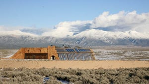 Curious About Living in an 'Earthship' Home? You Can Rent One
