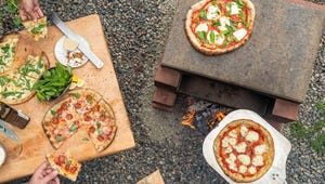 Here's How to Build a Dirt-Cheap Pizza Oven