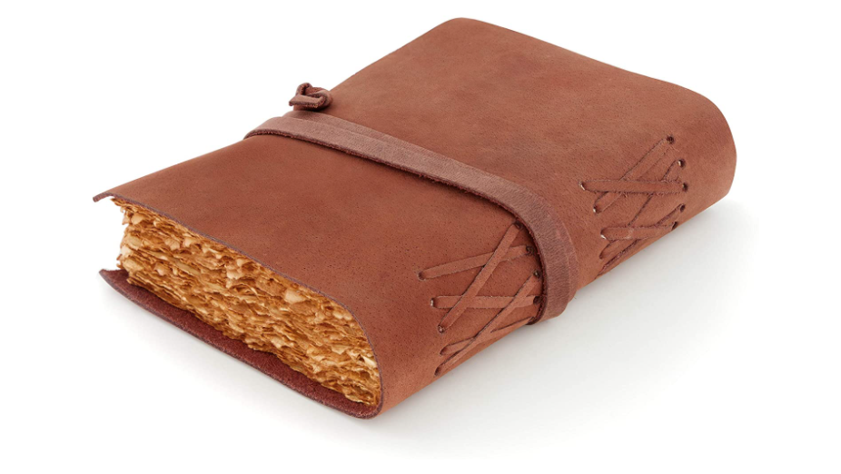 Nomad Leather Journal.