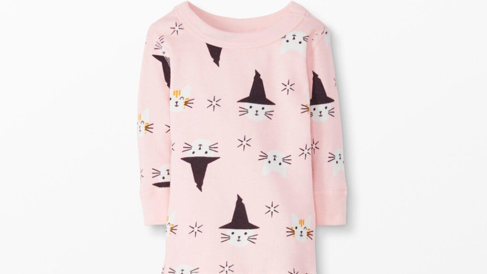 Hanna Andersson Magic Cats Pajamas.