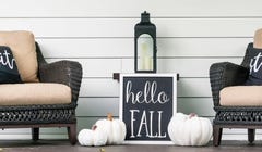 10 Fall Decorations You Can Grab on Amazon for $25 or Less