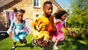 Throw a Zombie Egg Hunt for Spooky Trick-or-Treat Fun at Home