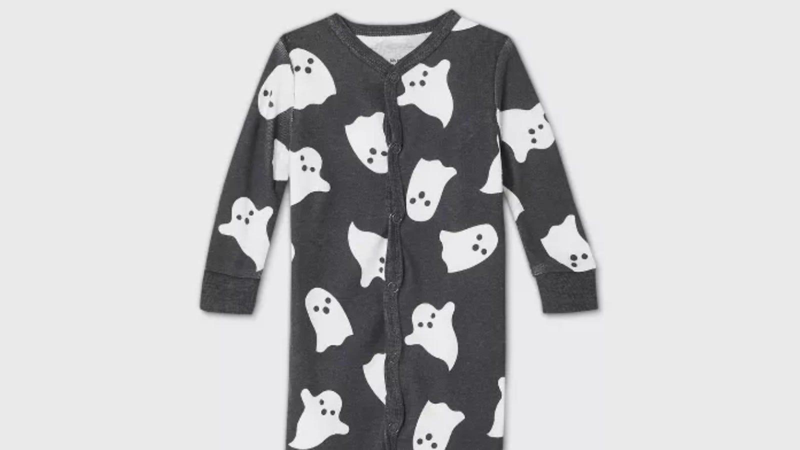 Target's Baby Halloween Ghost Suit.