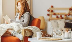11 Things You Need to Create a Cozy Reading Nook