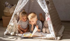 How to Create an Inspiring Reading Nook for Your Child