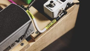 The Best Patch Cables for Your Pedalboard