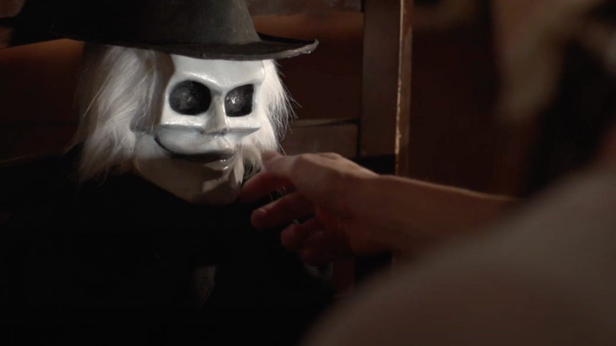 """Blade from the """"Puppet Master."""""""