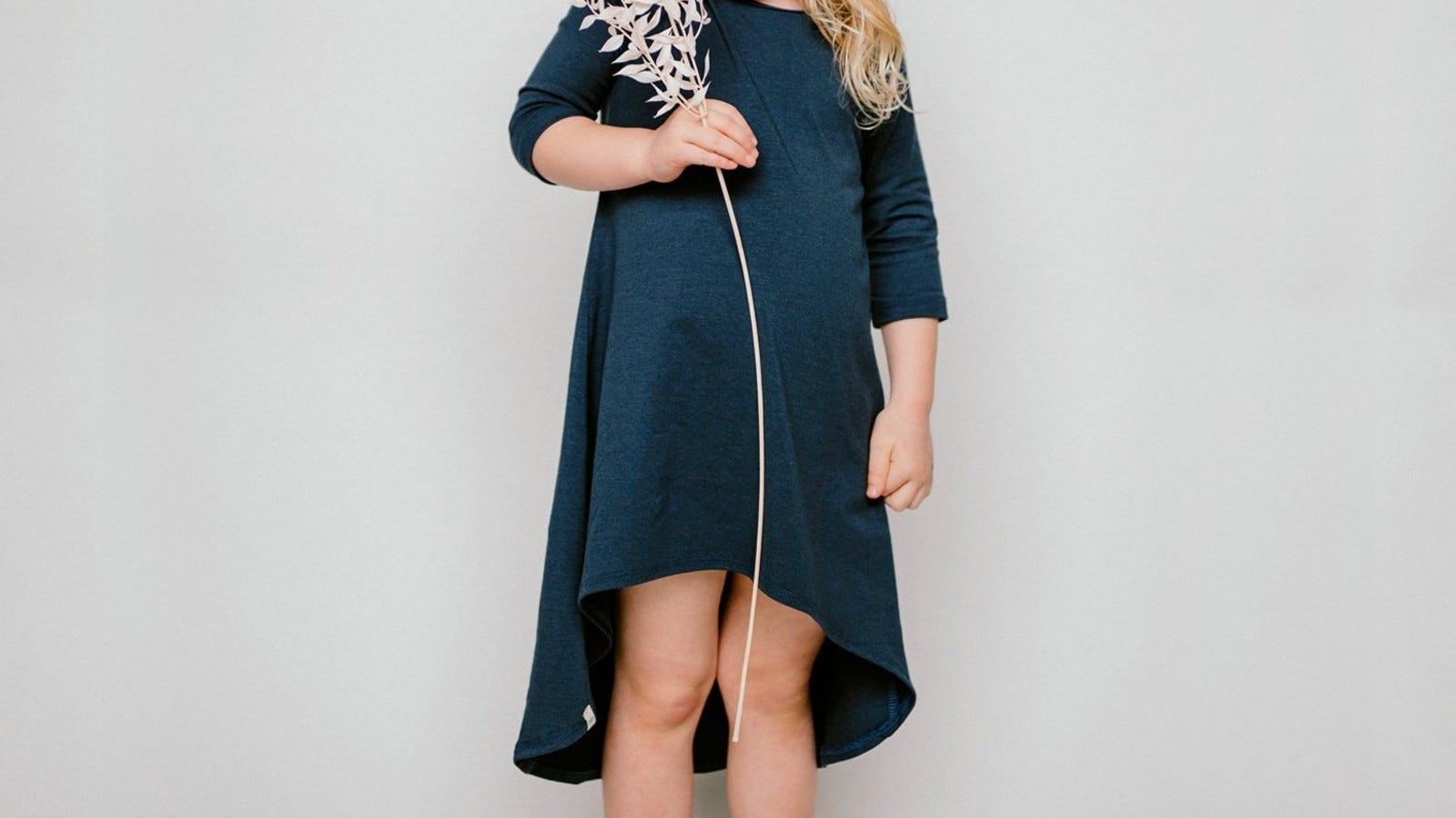 The Hi Lo Swing Dress.