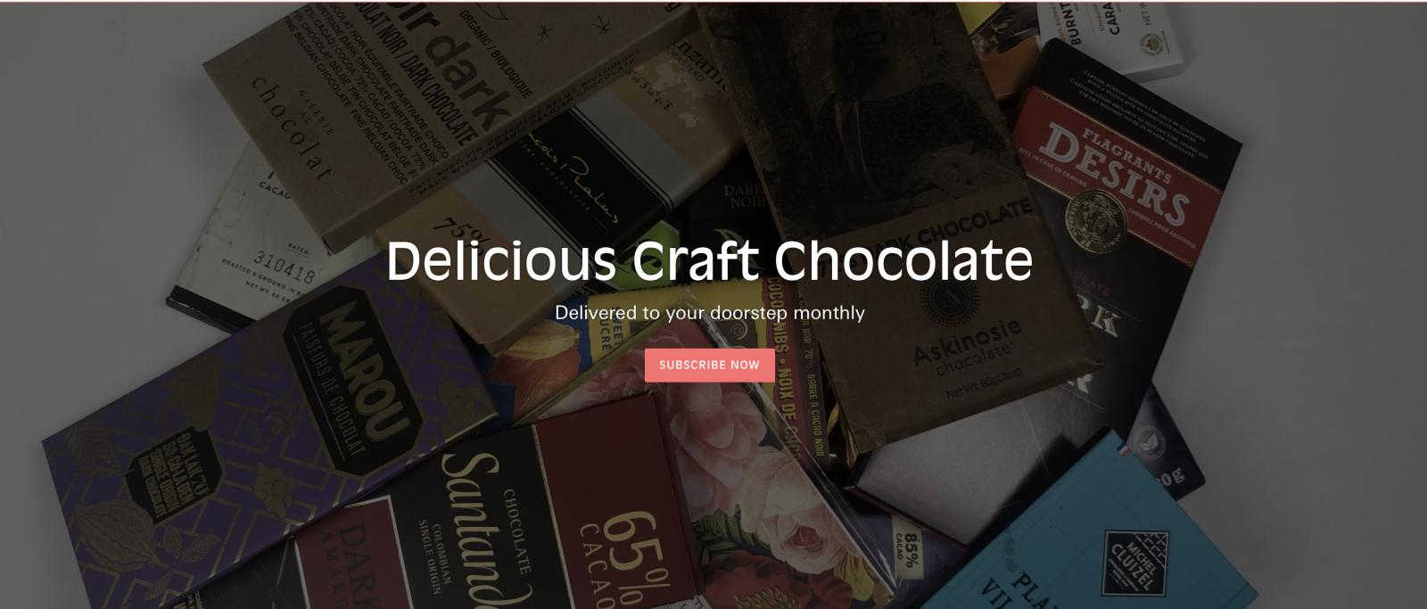 kekao chocolate subscription box