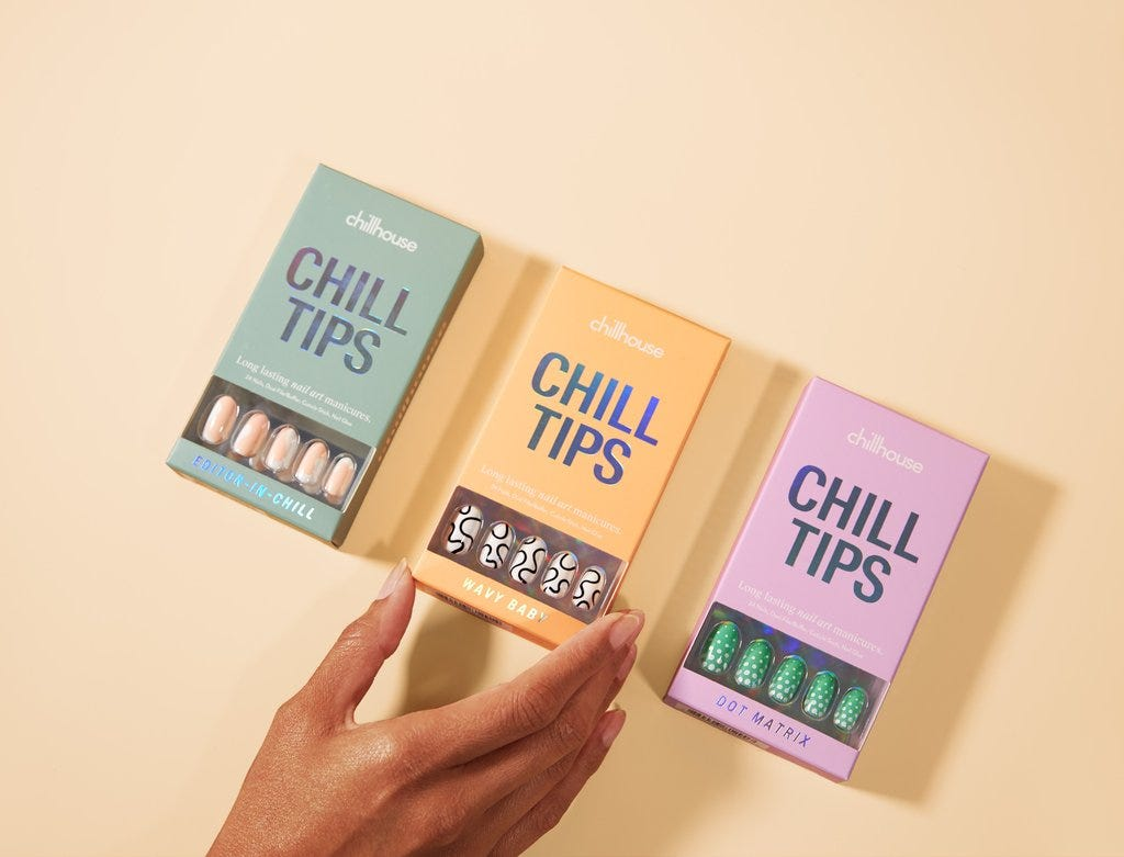 Chillhouse Chill Tips