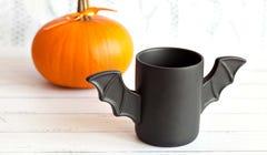 7 Cute Halloween Coffee Mugs with a Spooky Cozy Vibe