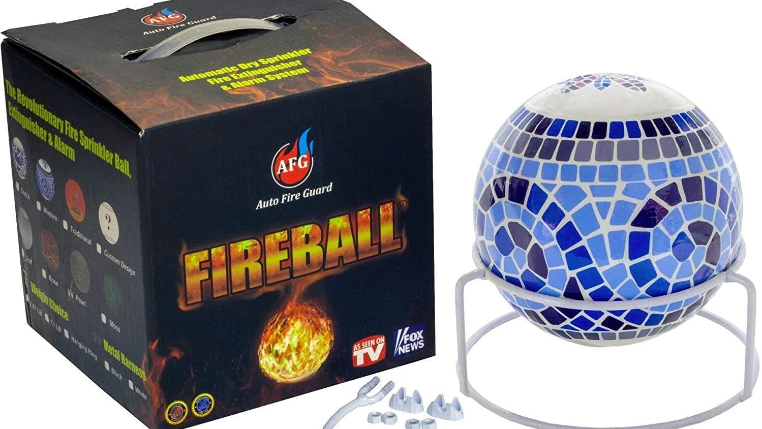 The AFG Fireball.