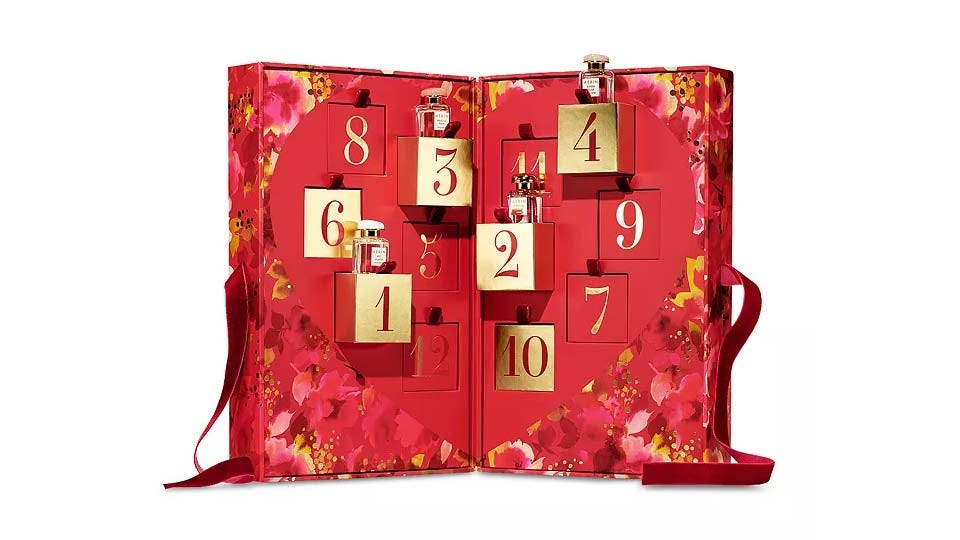 Estee Lauder Aerin Advent calendar.