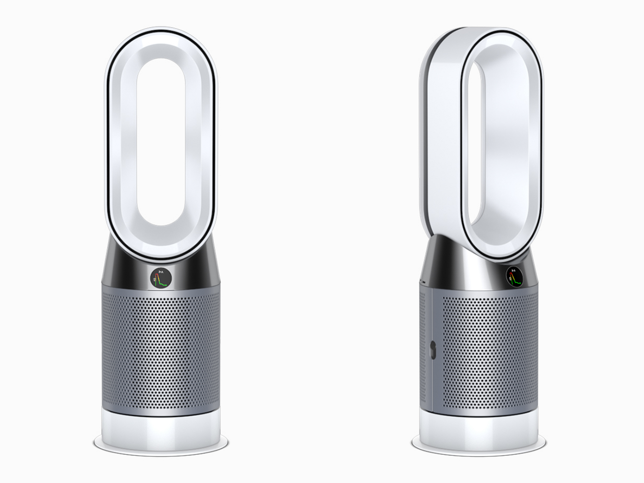 Dyson fan and air purifier.