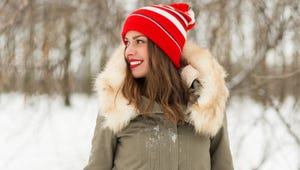 Bundle Up and Keep Warm with These Women's Parkas