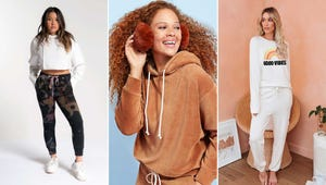 These 10 Cute Sweatsuits Are Perfect for Comfy Lounging