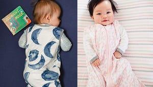 Soothe Your Baby to Sleep with These Sleep Sacks