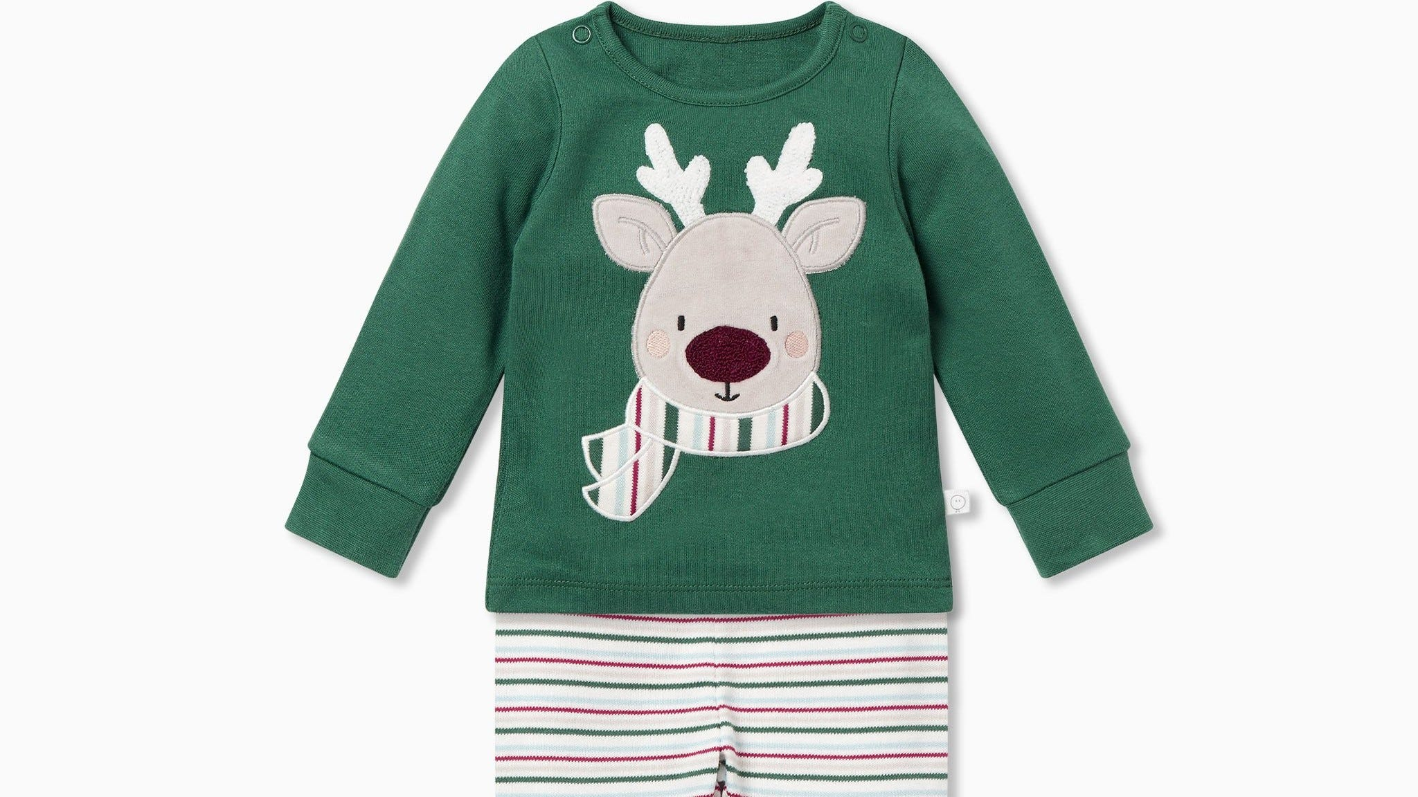 Mori Reindeer Pajamas