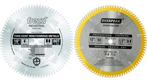 The Best Table Saw Blades for Woodworking
