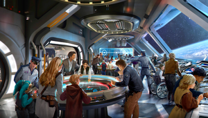 See Photos of Disney's New 'Star Wars' Hotel