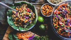 5 Scrumptious High-Protein Vegetarian Recipes to Try This Month
