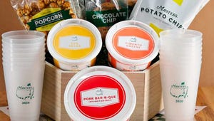 Celebrate the Masters with the Official 'Taste of Masters' Food Box