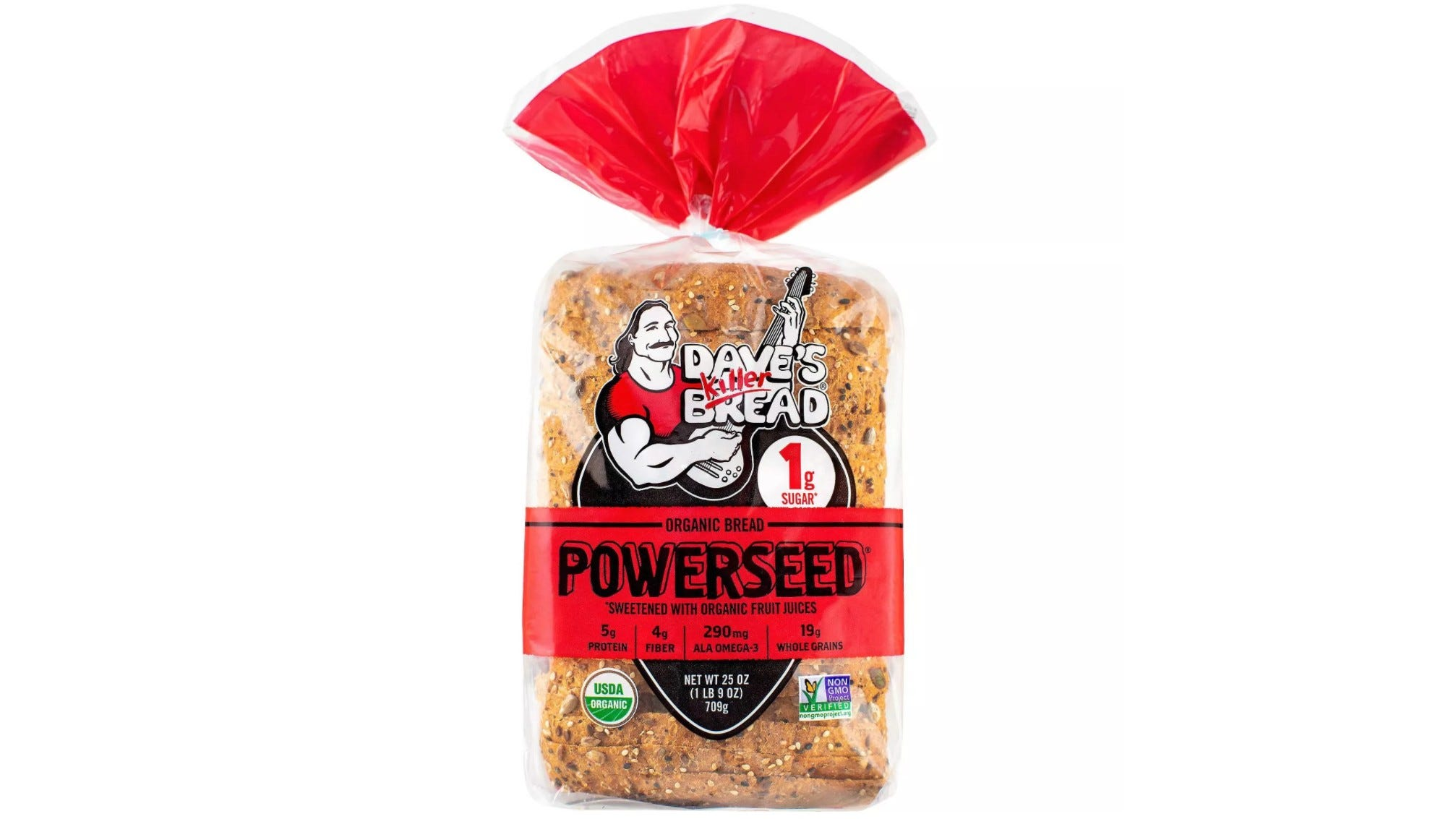 Dave's Killer Bread Organic Powerseed