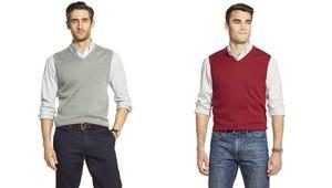 The Best Sweater Vests for Men