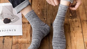 The Best Men's Wool Socks for Cold Temperatures