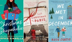 9 Holiday Romance Books to Warm Up Your Weekend