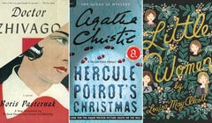7 Classic Books with Holiday Spirit (and Movie Versions!)