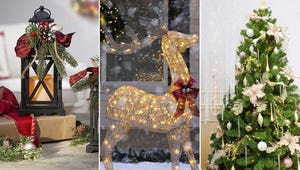 14 Pieces of Holiday Decor You Can Order Right Now Off Amazon