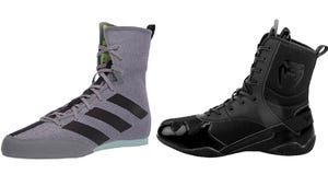 The Best Boxing Shoes for Your Next Match