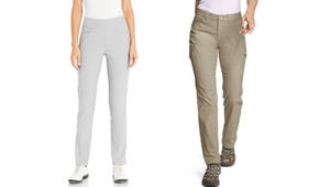 The Best Women's Pants for Golf
