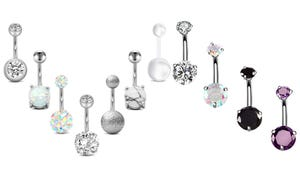 Choosing the Best Belly Button Rings for You