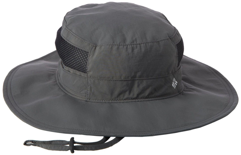 Columbia booney hat in gray.