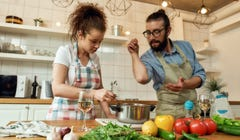 Develop Your Cooking Skills with This Simple Tip