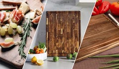 6 Gorgeous Cutting Boards Perfect for Charcuterie Spreads