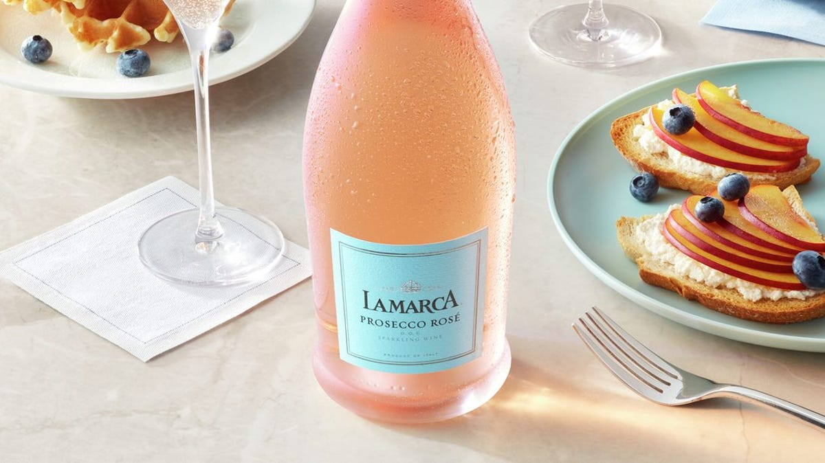 Prosecco rose can now be made in the US.