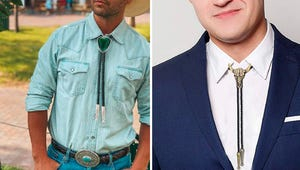 The Best Men's Bolo Ties for Any Occasion
