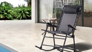 The Best Foldable Rocking Chairs for You