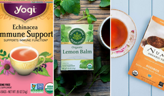 Giving Up Coffee This Year? Try These 12 Herbal Teas