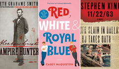 9 Presidential Novels Just In Time for Inauguration Day