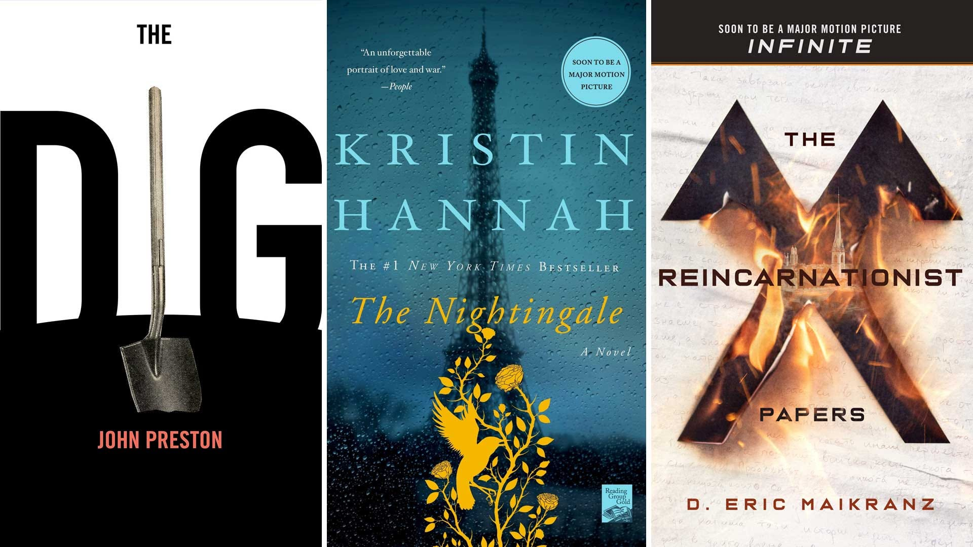 Get Ready for These Books to Hit the Big Screen in 2021