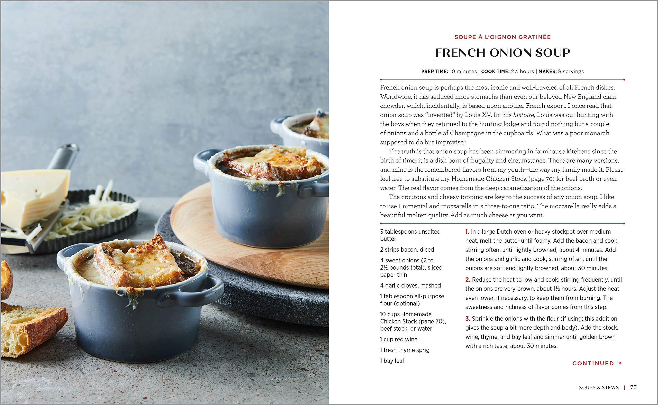 french onion soup recipe.