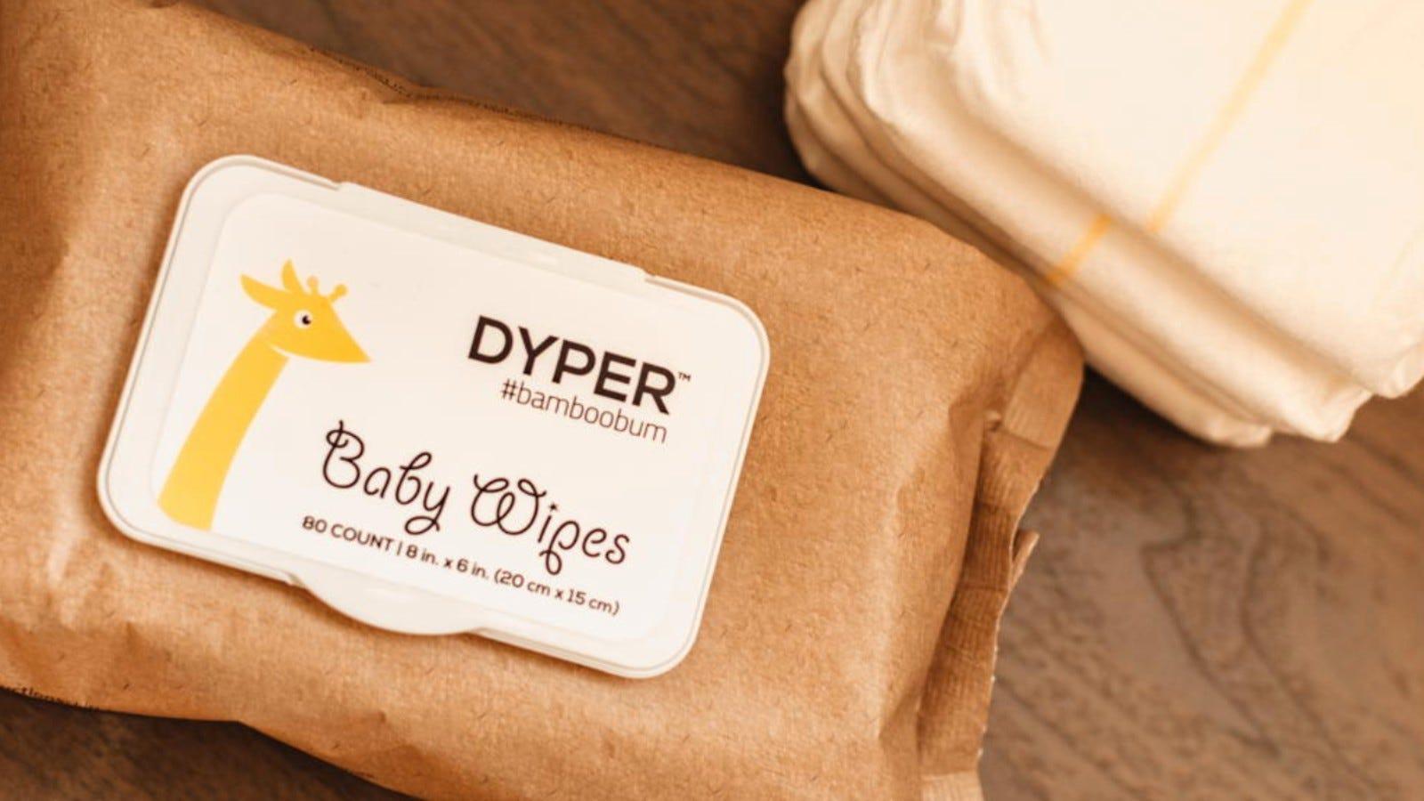 Dyper wipes